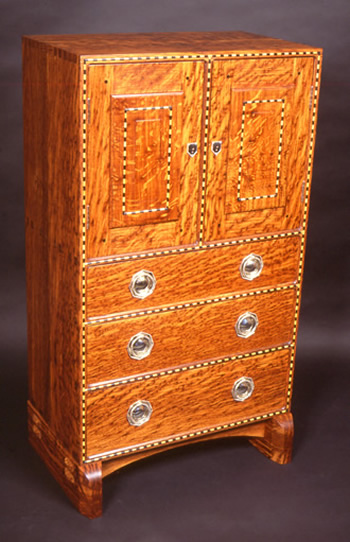 Arts amp Crafts Design Ernest Gimson Cabinet