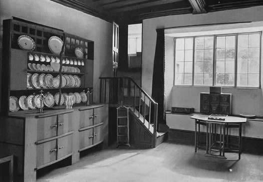Ernest Gimson Architecture & Interiors