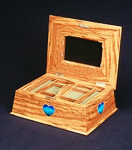 Arts Crafts Design Arts Crafts Jewellery Box