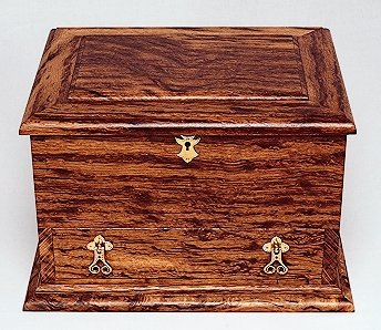 Cotswold jewellery box