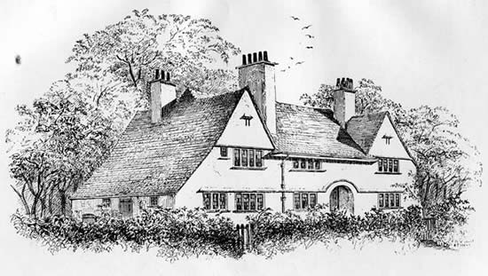 Voysey The Orchard