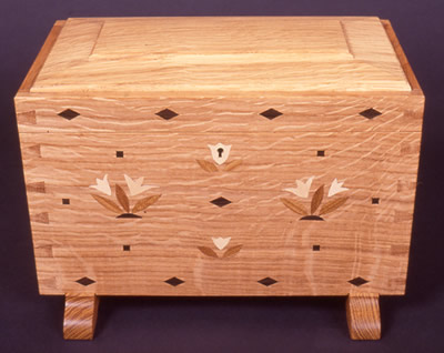 Gimson Jewellery Box