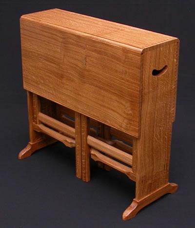 Arts Crafts Design Sidney Barnsley Gateleg Table