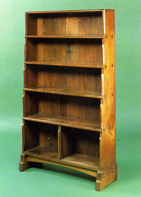 Ernest Gimson Furniture And Boxes