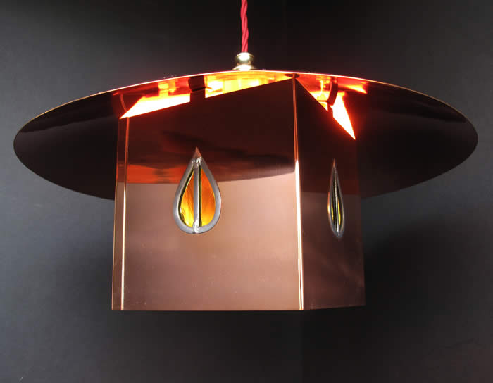 Cr Mackintosh Flat Lantern