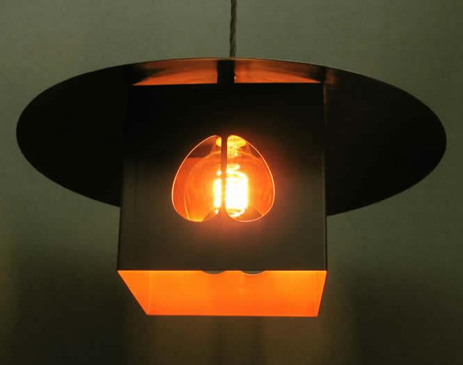 Crm Cranston Lantern Black