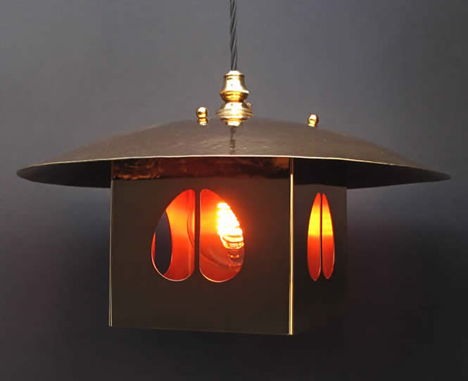 Cr Mackintosh Cranston Lantern