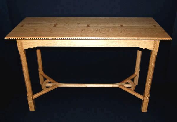 ernest gimson hayrake table